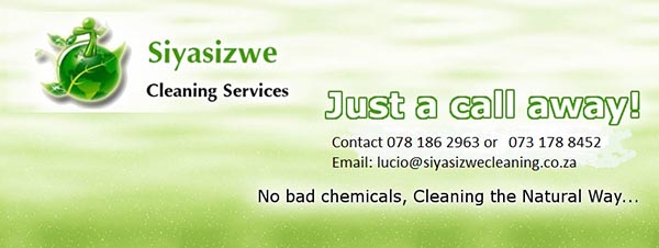 Siyasizwe Cleaning and Gardening Services