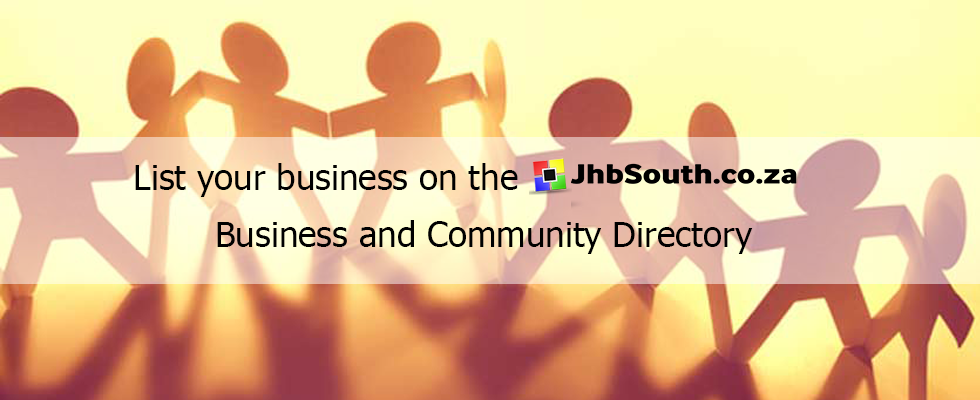 JHB SOUTH - Lsit Your Business